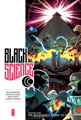 Black Science Premiere Hardcover Volume 1 Remastered Edition (Black Science Omnibus, Band 1)