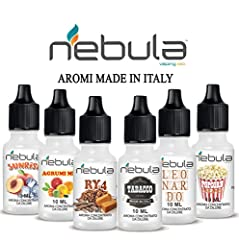 Idea Regalo - NEBULA kit 6 Aromi - MADE IN ITALY