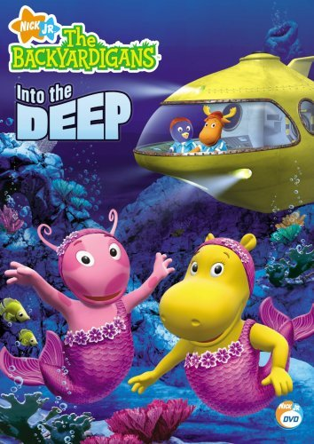 The Backyardigans - Into the Deep by LaShawn Jefferies - Dvd Backyardigans