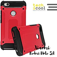 Funda para Xiaomi Redmi Note 5A / Note 5A Prime TechCool® I Carcasa Funda Diseño
