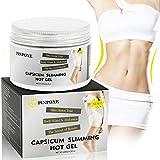 Cellulite Creme, anti-celluliter, cellulitmassagekräm, stramande kräm aktiverar huden för att förbättra hudkonturen, för opti