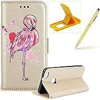 Mädchen Schönen Bling Glitzer Pink Flamingo Malerei Muster Hüllen Für Huawei P10 Lite, Herzzer Rundum Schutz Schale... preisvergleich bei billige-tabletten.eu