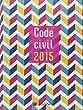 code civil 2015 Jaquette Graphic