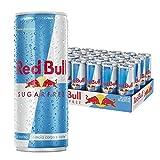 Red Bull Sugarfree Energy Drink 250ml Cartone da 24