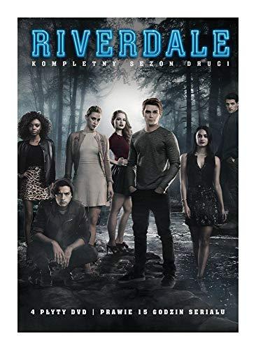 Riverdale Stagione 2 [4DVD] (Audio italiano. Sottotitoli in italiano)