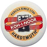 Koh-I-NOOR 6242070001KK Large Logo Radiergummi für Graphitstifte