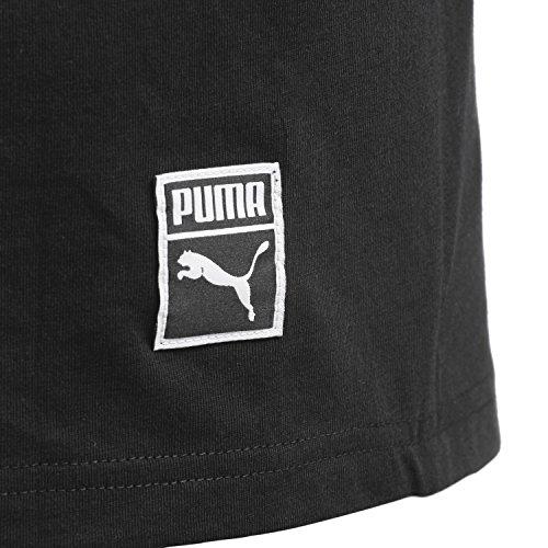Puma Archive Embossed Logo, T-Shirt Uomo Puma Black