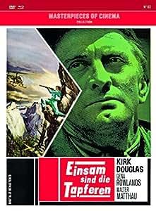 Einsam sind die Tapferen (Masterpieces of Cinema Collection 02) (+ Blu-ray)