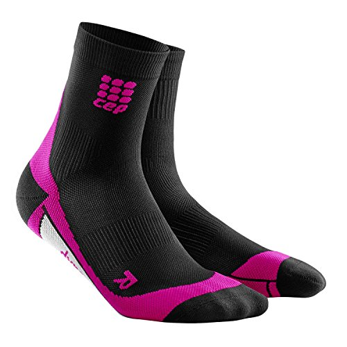 CEP Socken Dynamic Damen Shorts M - - Noir/rose