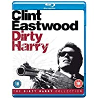 Dirty Harry (Clint Eastwood: The Dirty Harry Collection) (Region Free + Fully Packaged Import)