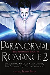 The Mammoth Book of Paranormal Romance 2 (Mammoth Books 443)