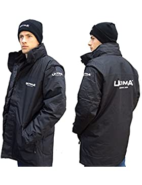 Ultima Storm chaqueta, Unisex, Ultima, negro, mediano