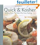 Quick & Kosher: Recipes from The Brid...