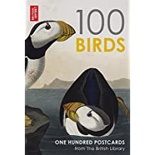 British Library 100 Birds from around the World: 100 Postcards in a Box (Postcards Boxset) by British Library (2-Apr-2015) Cards