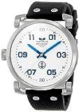 Vestal OB3S006 - Reloj de Pulsera Unisex, Silicona, Color Negro