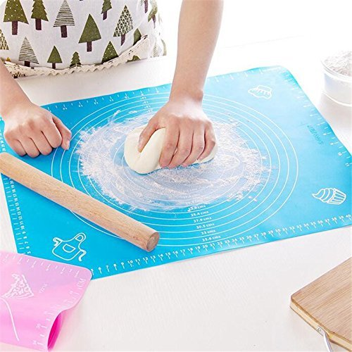 Syga-Non-Stick-Silicone-Reusable-Pastry-Rolling-Mat-with-Measurements-Diameter-6-14-inch-Multicolour