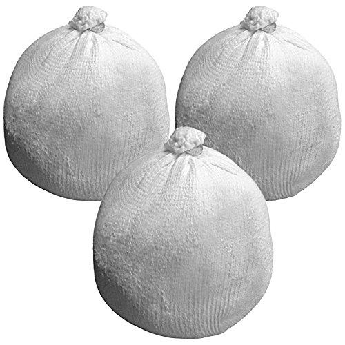 ALPIDEX 3 x Balón de Magnesia 35 g – 100% carbonato de magnesio