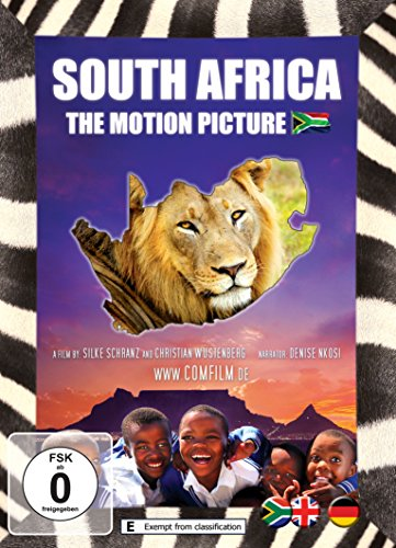 South Africa - The Motion Picture - DVD Bay Cape