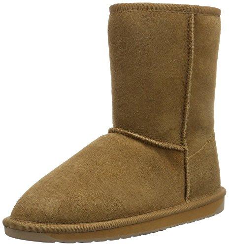Emu Stinger Lo, bota de mujer, marrón (Chestnut),42 EU
