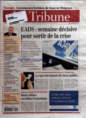 tribune-la-no-3513-du-09-10-2006-energie-concessions-limitees-de-suez-en-belgique-interview-dexia-es