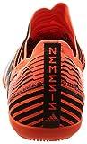Adidas Herren Nemeziz Tango 17.3 in Fußballschuhe, Mehrfarbig (Solar Orange/Core Black/Solar Red), 41 1/3 EU - 2