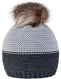 Chapeau d'hiver Winter Beanie Bonnet Laine hat Hats Coral Homme Femme Ski Snowboard 4sold (Rino 57) (Rino 59) (Blink 145)