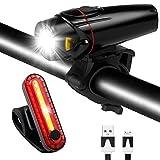 Spia Luminosa Mountain Bike USB Luce di Ricarica 9528