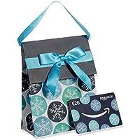 Amazon.de Geschenkgutschein in Geschenktasche (Weihnachten) - mit kostenloser Lieferung am nächsten Tag