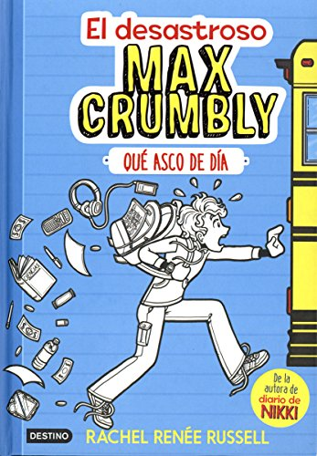 Qué asco de día / Locker Hero (El Desastroso Max Crumbly / the Misadventures of Max Crumbly)