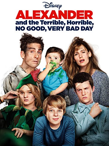 alexander and the terrible horrible movie online free