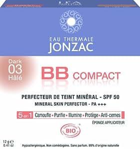 Eau Thermale Jonzac BB Compact 03 Hâlée 12 g