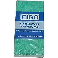 Bimsschwamm Bimsstein FIGO 100 x 50 x 25 mm grün (0002) preisvergleich bei billige-tabletten.eu
