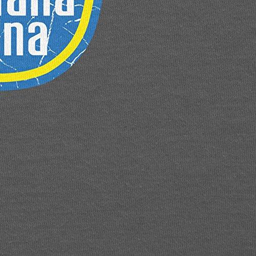 TEXLAB - Banana Nana - Herren T-Shirt Grau