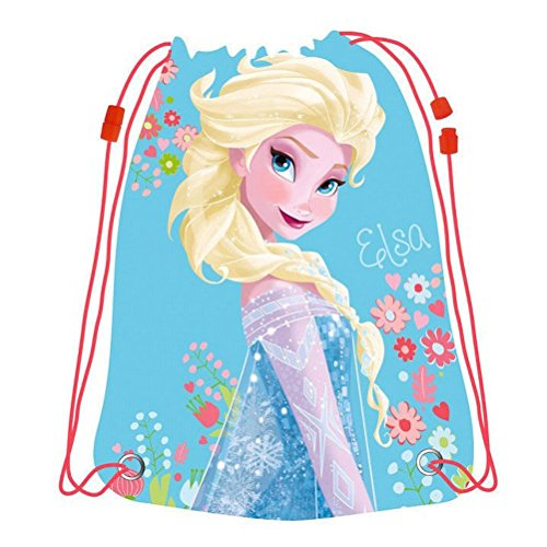 FROZEN - Grand sac cordon piscine ou plage Frozen la Reine des Neiges
