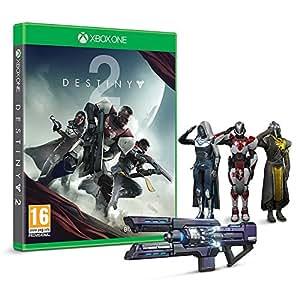"""Destiny 2 + Emote """"Saluto Militare"""" (DLC esclusivo Amazon) - Xbox One"""