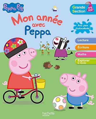 Mon année avec Peppa Pig GS 5/6 ans par Collectif