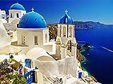Postereck - 0084 - Santorin, Griechenland - Poster 40.0 cm