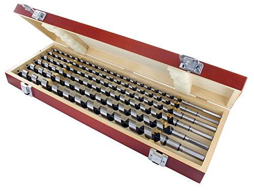 ENT 09190 6-tlg. Schlangenbohrer Set - GL 460 mm - Ø10-20mm