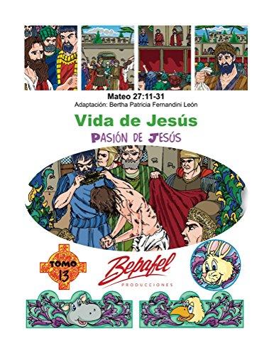 Vida de Jesús-Pasión de Jesús: Tomo 13 por Bertha Fernandini León