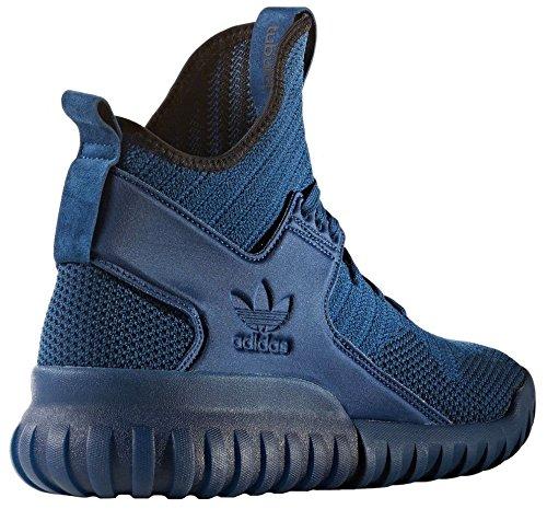 adidas tubular blau herren
