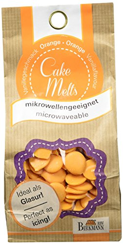 RBV Birkmann 504189 CakeMelts - Orange