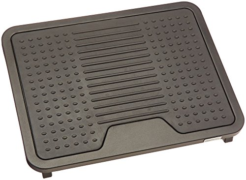 AmazonBasics Foot Rest - Black