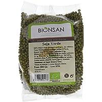 Bionsan Soja Verde de Cultivo Ecológico - 6 Paquetes de 500 gr - Total: 3000 gr