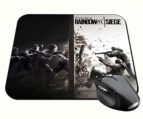 Preisvergleich Produktbild Rainbow Six Siege Tom Clancy Badteppich Mousepad PC