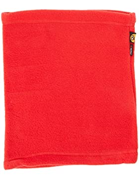 original buff polar neckwarmer buff® solid rojo - neckwarmer buff para unisex, color multicolor,  adulto