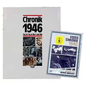 Chronik-Duo 1946, Geschenkset Buchchronik 1946 + DVD Chronik