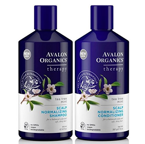 avalon-organics-scalp-normalizing-shampoo-and-conditioner-tea-tree-and-mint