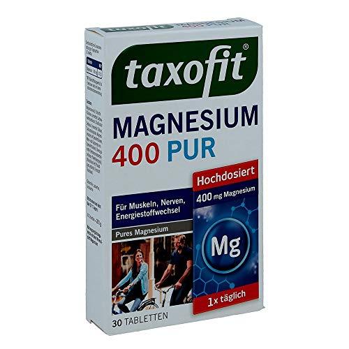 Taxofit Magnesium 400 Pur 30 stk