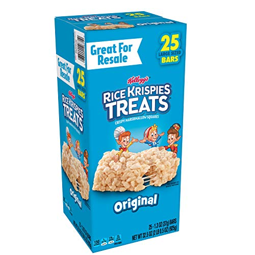 Rice Krispies Treats 25 Bars by Kellogg's