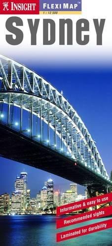 Insight Flexi Map: Sydney por Insight Guides